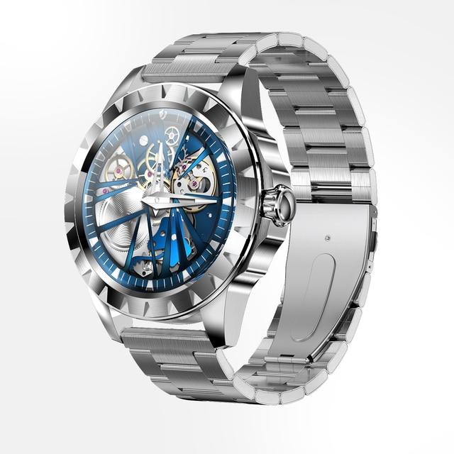 Lemfo Lemz Smart Watch Bluetooth, Tela Amoled ECG, Personalizado 4