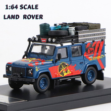 Toy DEFENDER Diecasts Land-Rover Collect-Gifts 1:64-Scale 110 Car-Model Vehicles MASTER