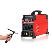 WS 200 Tig Welder 220V Power 200A Tig Arc 2 In 1 Pulse Household Small Tig Argon Gas Welding Professional Tig Welding Machine