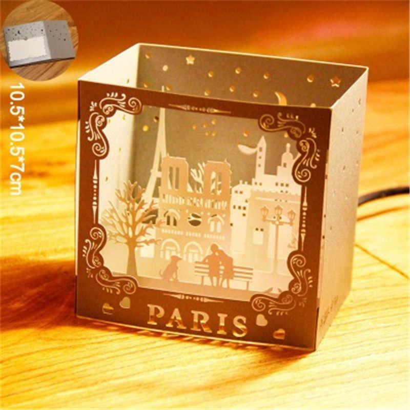 Greeting Cards Wedding Box Postcard