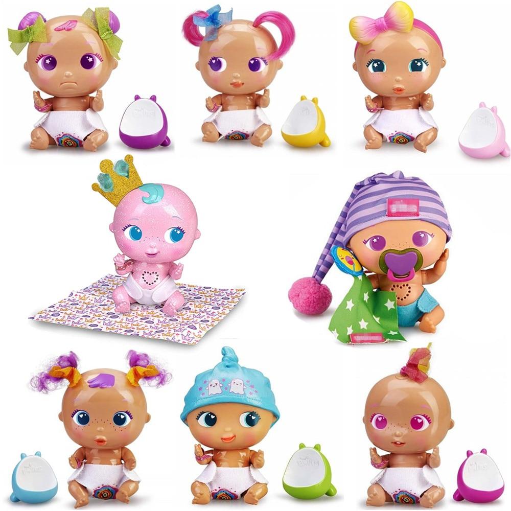 Игрушка Bellies Blinky Queen/Сонный Guzzz/Mini Yummy/Kuki/pinky/Muak/Boo/детский игровой домик забавная интерактивная игрушка подарок
