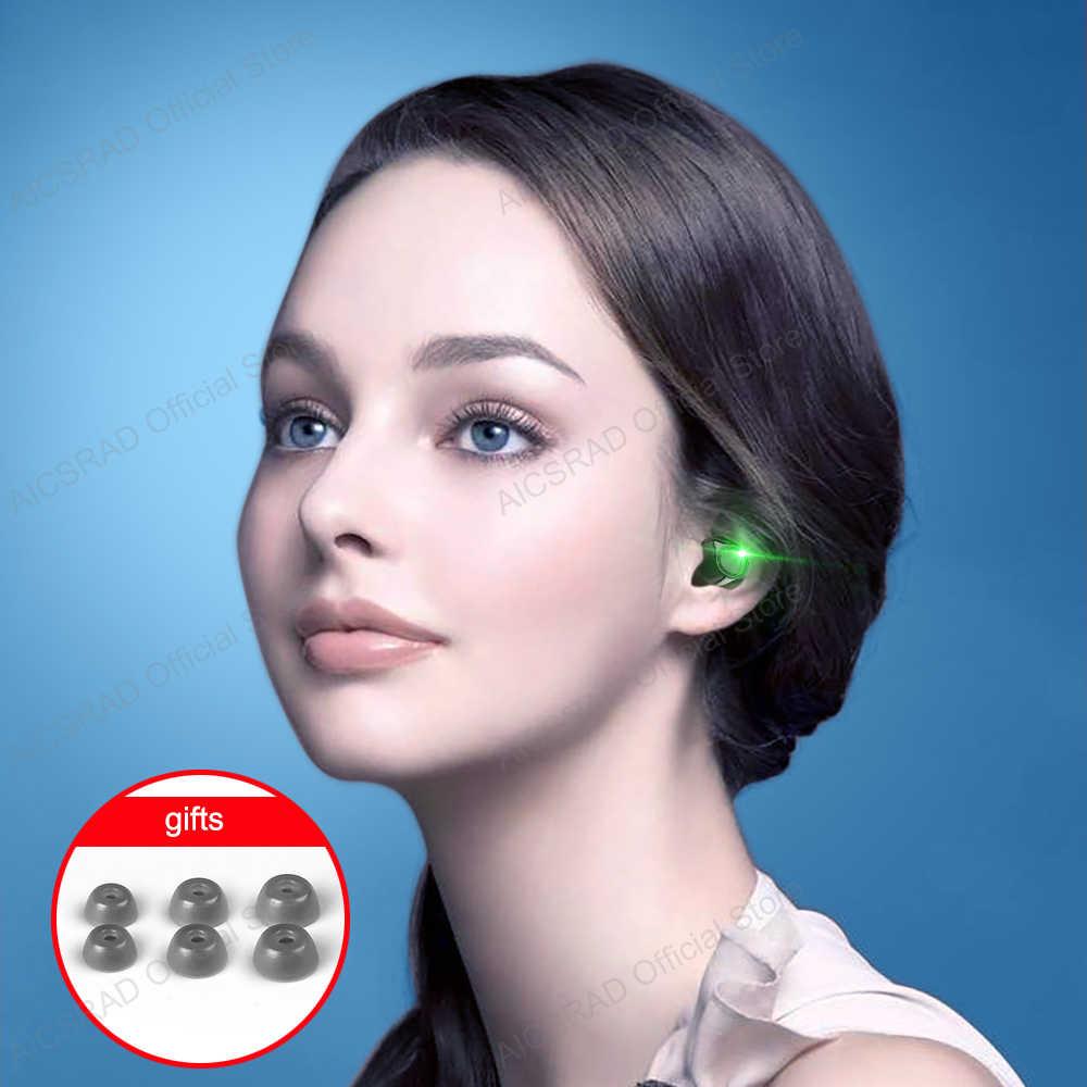 Nowa aktualizacja słuchawki TWS bezprzewodowy zestaw słuchawkowy Bluetooth 5.0 słuchawki Stereo zestaw słuchawkowy słuchawki douszne do telefonu z okno ładowania Bluetooth zatyczki do uszu