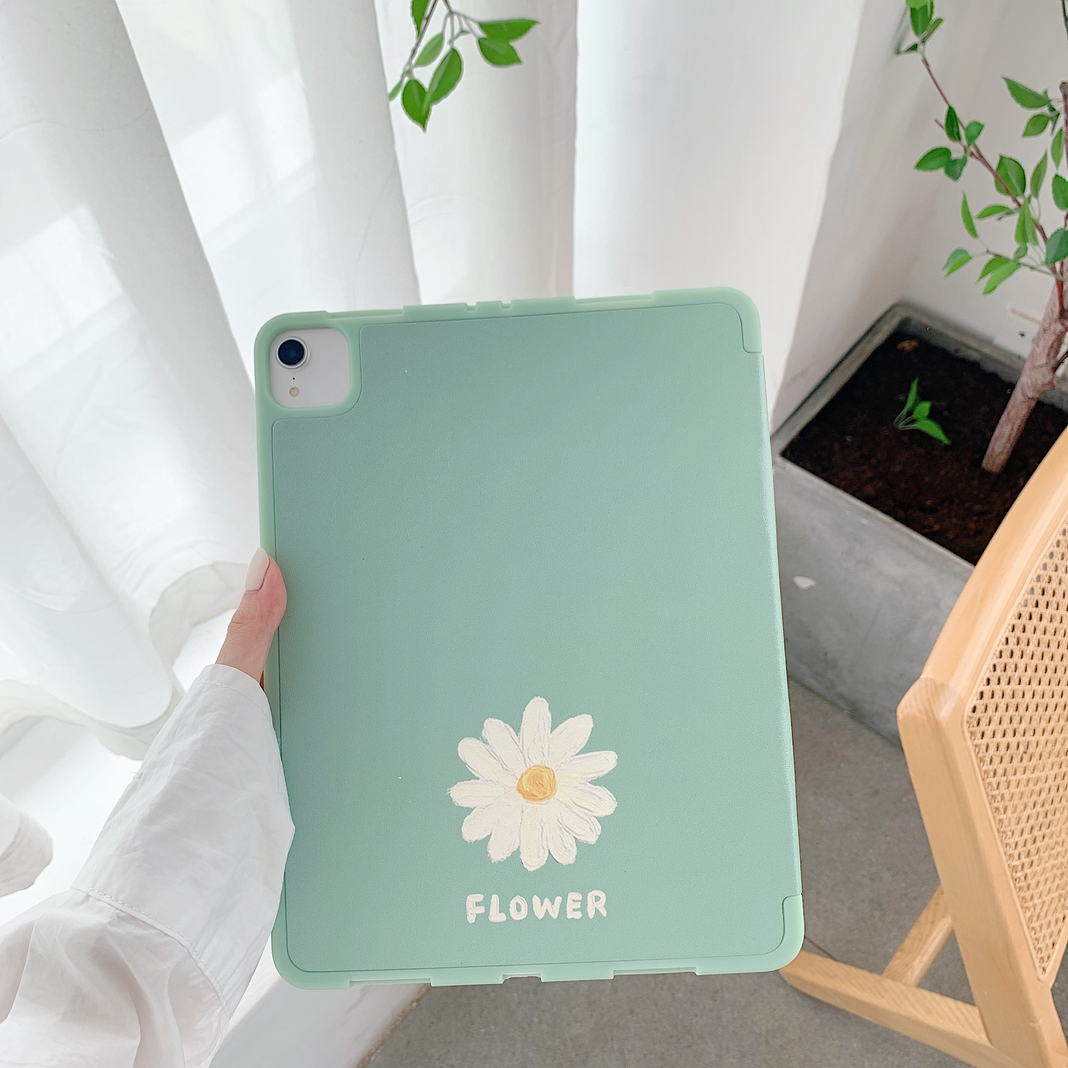 Daisy Flower  Case For Ipad Pro 2020 Air 3 Back Cover 2
