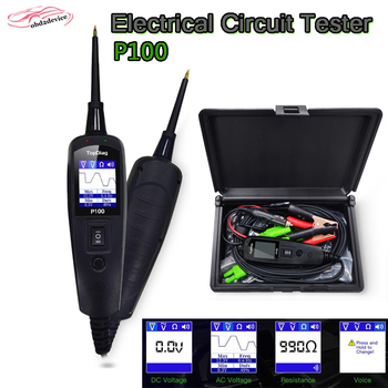 yd208 electrical system circuit tester electrical system diagnostics autek yd 208 power probe more powerful same with pt150 Electric Circuit Tester P100 Power Probe More Power than vsp200 AUTEK YD208 Autel PS100 autuo Electrical System testing pen new