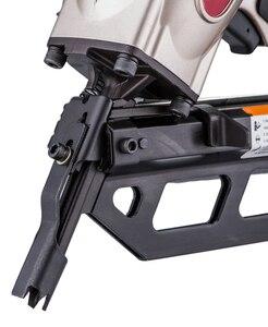 Image 2 - 100MM cabeza recortada de 34 grados, pistola clavadora de encuadre de tiras de papel