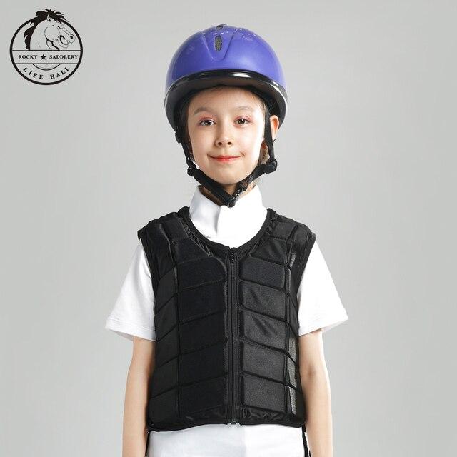 Cavassion Equestrian Riding Protective Vests For Children  4