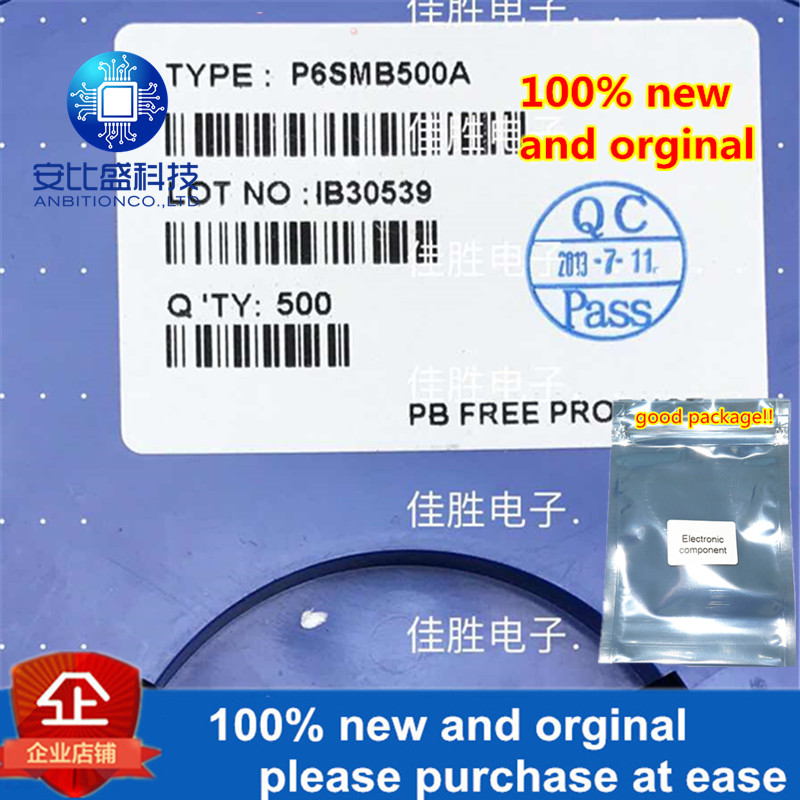 30pcs 100% New And Orginal SMBJ440A DO214AA  In Stock