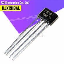 50pcs QX5252F QX5252 TO 92 TO92 5252F Transistor nuovo originale