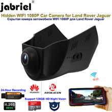 Jabriel 1080P ukryta kamera na deskę rozdzielczą WIFI kamera samochodowa dvr dla Land rovera Discovery Sport jaguar xe xf xj e f tempo f typ 2016 2018 2020