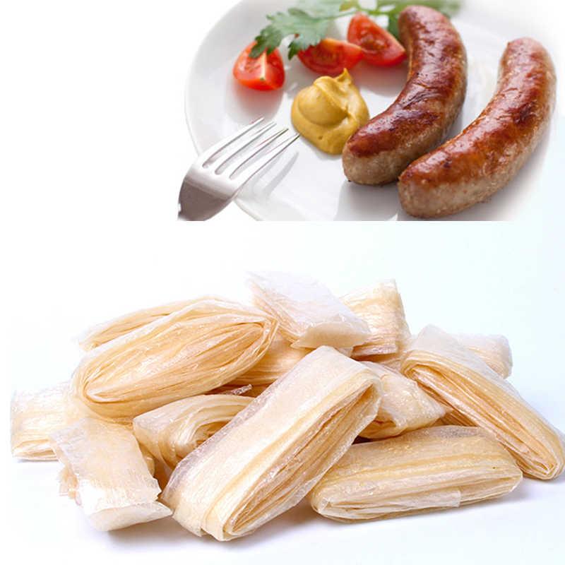 50mm Edible Sausage Packaging Tool Sausage Tube Casing for Sausage Maker/_sh