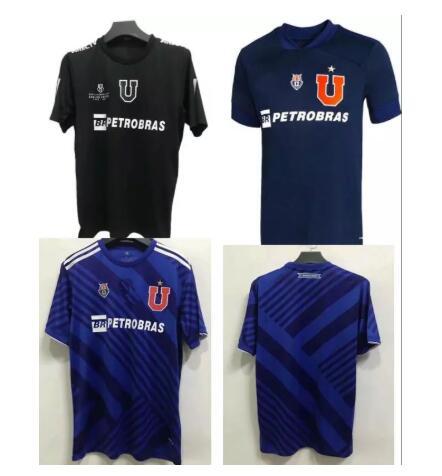 2020 final de 2021 universidade do chile 20 camisetas 22-ar-ngiz 6 rodríguez 10 montillo 9 henríquez de fútbol camisa