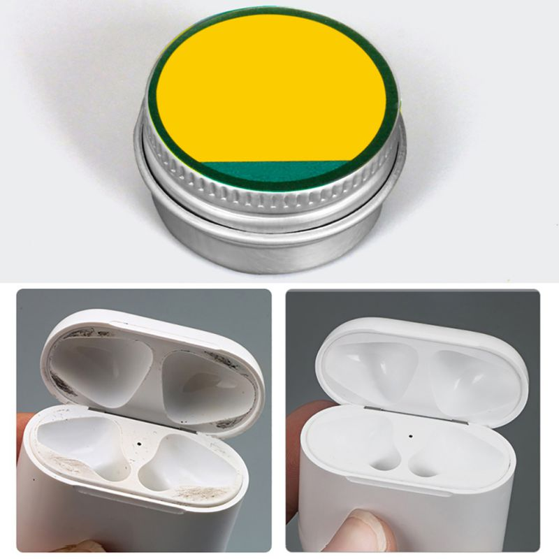 Cleaning Glue Kit For Airpods Adhesive Wireless Headphone Charging Case Cleaner Clean Tool