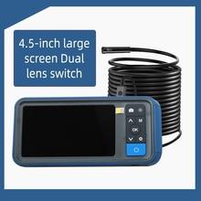NTS dual lens industrial endoscope HD 1920P 5MP mini waterpr