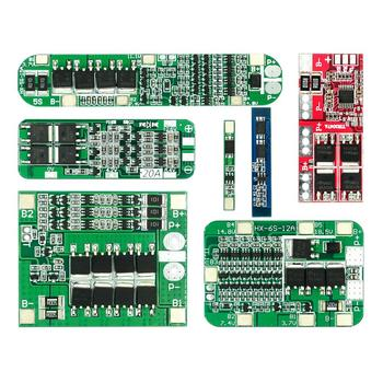 1S 2S 3S 4S 3A 20A 30A Li-ion Lithium Battery 18650 Charger PCB BMS Protection Board For Drill Motor Lipo Cell Module 5S 6S недорого