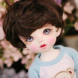 Image 4 - Lalki BJD SD lalki 1/6 bjd lalka chłopiec dla dzieci piękny chłopiec wspólne lalki zabawki dla dzieci