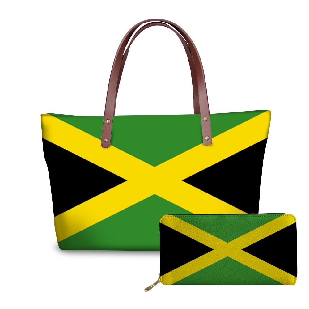 Haiti Flag Womens Handbags Canvas Shoulder Bags Retro Casual Tote Purses