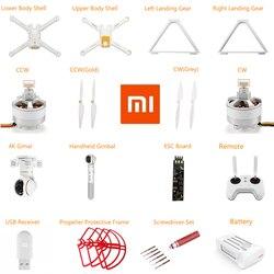 Original Xiaomi Mi Drone 4K 1080P Version RC FPV Quadcopter Spare parts 17.4V 5100mAh Lipo Battery for Camera Drones Accessorie