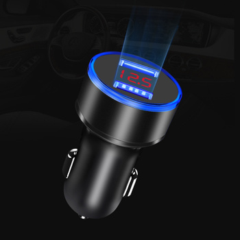 2019 USB Car LED Phone Charger Auto Accessories for Great Wall Haval Hover H3 H5 H6 H7 H9 H8 H2 M4 image