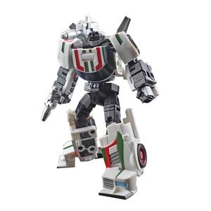Image 5 - שינוי רובוט ברזל מפעל G1 Wheeljack Hexwrench KO פעולה איור צעצועי מיני אוסף מודל מכונית מתנות