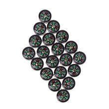5/20 шт. мини карманный фонарь для выживания маленькие компасы для Пеший туризм кемпинг на открытом воздухе M7DC