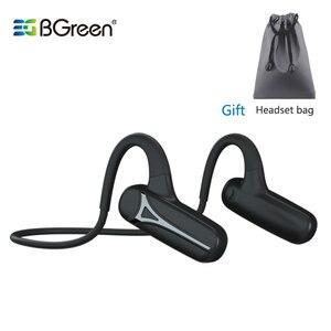 Image 1 - BGreen Bluetooth Open Ear Sport Cycling Headphone Waterproof Sports Running Earphones Super Light Wireless Stereo Hiking Headset