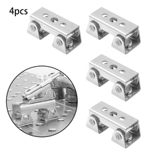 Fixture-Holder Hand-Tool Welding-Clamps Adjustable Magnetic Strong V-Type 4pcs V-Pads