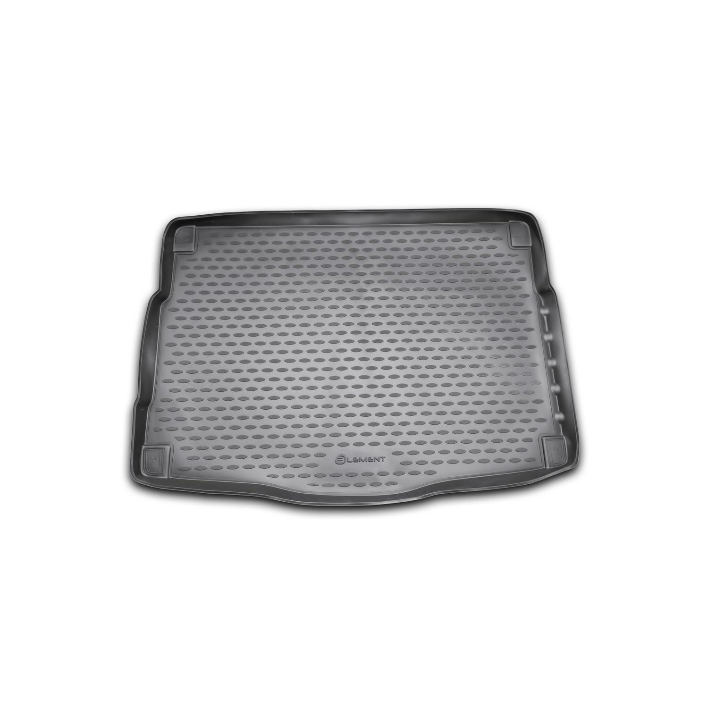 Trunk Mat Suitable For KIA Cee 'd 2012-2018 Premium Cotton. NLC.25.43.B11