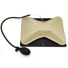 Надувная поясничная подушка для сиденья автомобиля удобная безопасности