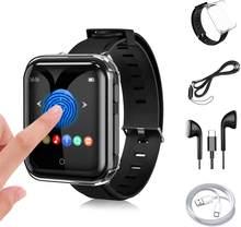 MP3 плеер RUIZU Bluetooth M8 съемный полный сенсорный экран 16 Гб носимый музыкальный плеер, поддержка fm-радио, рекордер, видео, электронная книга