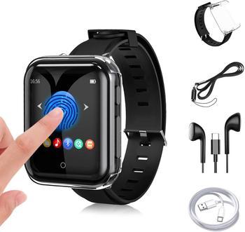 Odtwarzacz MP3 RUIZU Bluetooth M8 odłączany w pełni dotykowy ekran 16GB poręczny odtwarzacz muzyczny obsługa radia FM rejestrator wideo e-book tanie i dobre opinie CN (pochodzenie) MP3 WAV Bateria litowa Dyktafon E-czytanie książki Radio FM Wbudowany głośnik Pedo metr Przeglądarka zdjęć