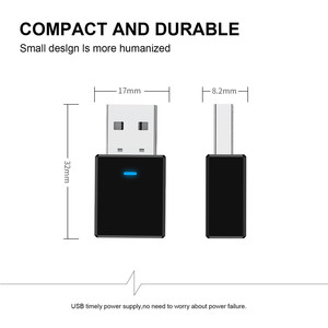 Image 3 - VIKEFON Bluetooth Receiver Transmitter Bluetooth 5.0 Dongle AUX RCA USB 3.5mm Jack Audio Wireless Adapter For TV PC Car Kit