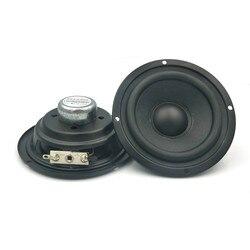 SOTAMIA 2Pcs 3 Inch Mini Sound Speaker 4 Ohm 20W Loudspeaker Internal Magnetic High Power Round DIY Desktop Bluetooth Speaker