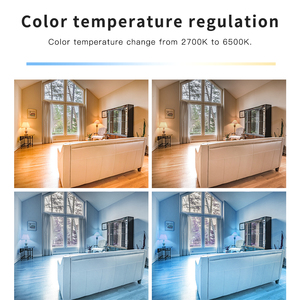 Image 5 - GLEDOPTO LED ZIGBEE ZLL 12W RGB + CCT glühbirne Bunte birne AC100 240V RGBCCT 2700 6500K led lampe kompatibel mit Amazon echo plus