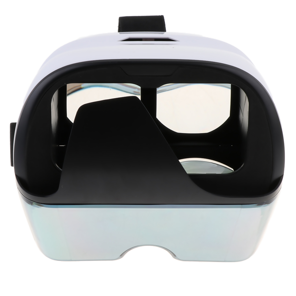 Virtual Reality 3D VR Gaming Helmet  for iPhone & Android 4.2 - 5.7inch