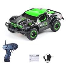 Игрушки 1/43 2,4G 4WD микролитражный автомобиль дистанционного управления электрический 14 км/ч грузовик модели детские игрушки автомобиля пуль...