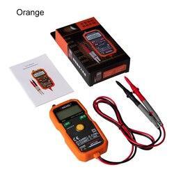 S830 cyfrowy multimetr inteligentny multimetr pomiar DC/miernik napięcia ac tester rezystancji z wyświetlaczem LCD