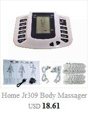 Vértebra cervical massageador g2 dez pulso cervical