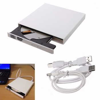 Portable Universal Drive USB Drive External DVD CD Writer External CD-ROM Drive for Desktop Computer Laptop