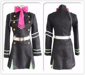 Image 2 - 最後の日本アニメセラフowariなしセラフ柊shinoaコスプレ衣装フルセットの制服