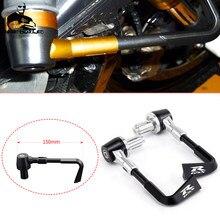 Poignée de frein de moto protéger pour SUZUKI GSX R600 GSXR750 GSXR 1000/1300 moto Proguard freins leviers d'embrayage protecteur