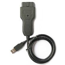 Escáner OBD2 para coche, lector de código OBD, herramientas de Cables de diagnóstico para Piwis, Windows XP, ABS, Airbag