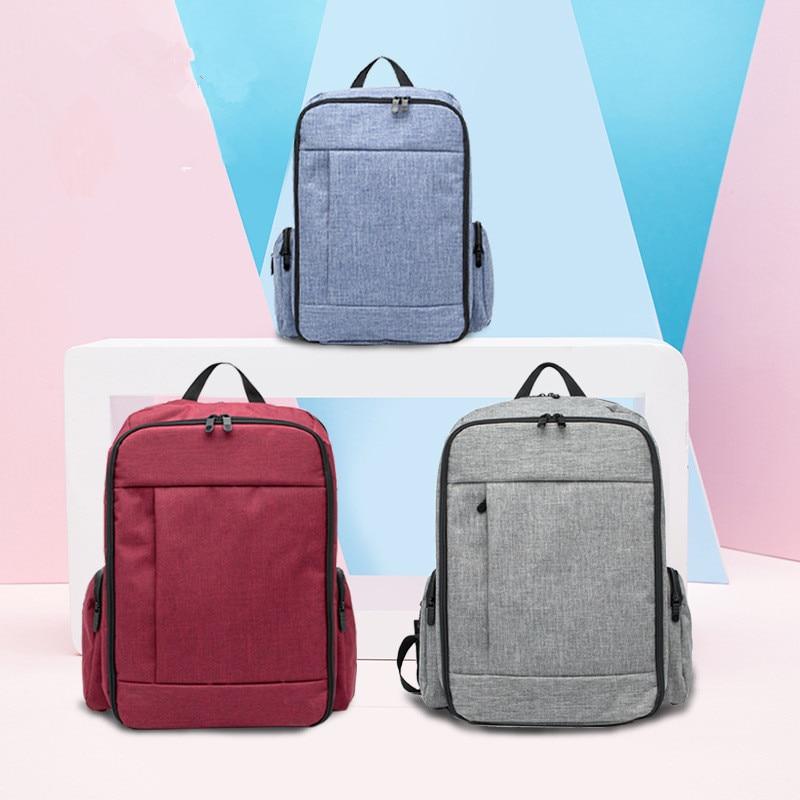 Diaper Bag Baby Maternity Bag For Stroller Nappy Bag Large Capacity Waterproof Nursing Backpack Diaper Bagpack