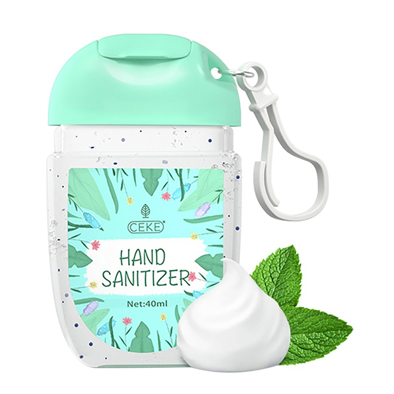 40ml Disposable No wash Hand Sanitizer Gel Bacteriostatic Gel Disinfection Sterilization Liquid Hand Soap|Hand Soaps| | - AliExpress