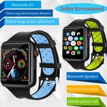 GEJIAN 2020 New Women Smart Watch Men Fashion Bluetooth Musi