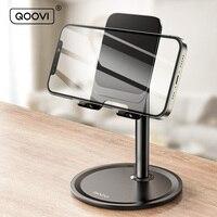 Soporte de escritorio para teléfono móvil, soporte Universal para iPhone 12 Pro Max Mini