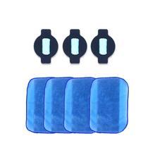 Фитиль для воды и 4 шт чистящие салфетки уборки irobot braava