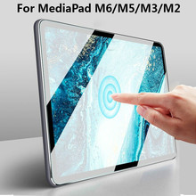 Screen-Protector Turbo Lite Huawei Mediapad M6 Tempered-Glass Tablet 9H for Ultra-Clear