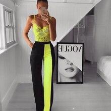 Hot Women Sexy Nightwear Strappy Sleeveless V-neck Bodysuit Ladies Fashion New O
