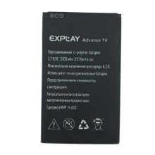 NEW Original 2300mAh Advance tv battery for EXPLAY Advance tv High Quality Battery+Tracking Number
