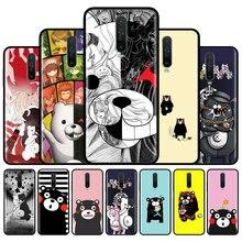 Cute Kumamon Danganronpa Case For Xiaomi Redmi 8 8A 7 7A K20 K30 5G 6A Redmi Note 9S 9 Pro Max 7 8T 8 Pro Silicone Cover Fundas phone case for xiaomi redmi note 9s 7 8 9 pro max 8t 8 pro redmi 6 6a 7a 8a k20 k30 pro silicone cover superman hero logo